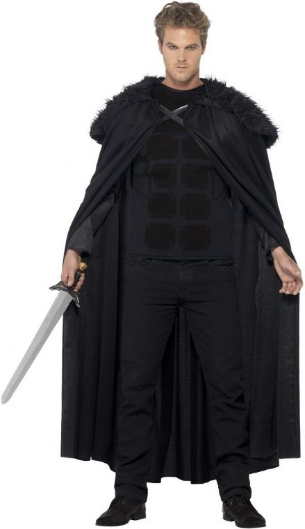 Dark Barbarian Costume